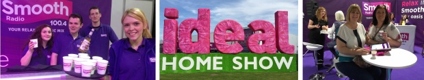 Ideal Home Show Highlights